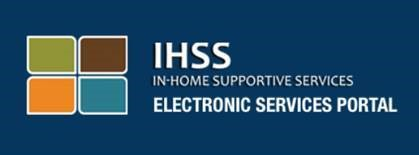 IHSS Electronic Services Portal